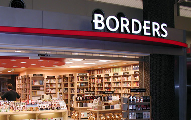 Borders Air Shop - Raleigh-Durham International Airport 1 - ASL Architects