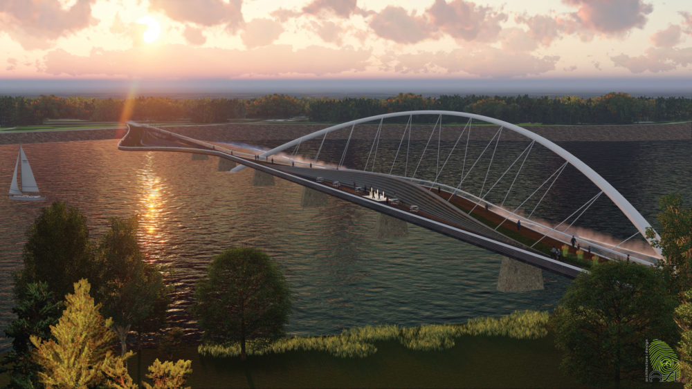 Tulsa bridge concept asl architecture design for Architectural concepts michigan